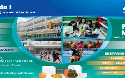 Pendaftaran SMK Strada 1 telah DIBUKA