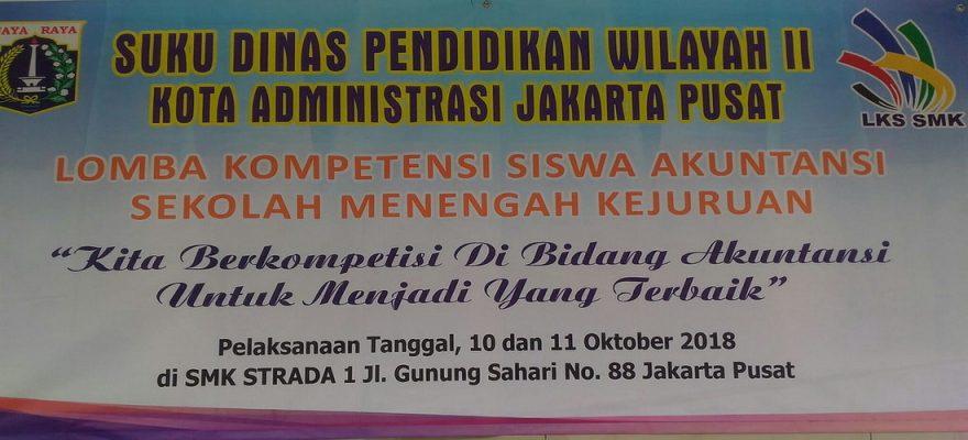 Lomba Kompetensi Siswa SMK Tahun 2018